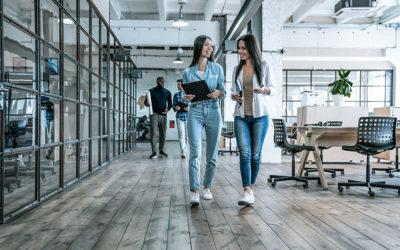 5 idées d'aménagement de bureaux professionnels pour améliorer le bien-être au travail ?