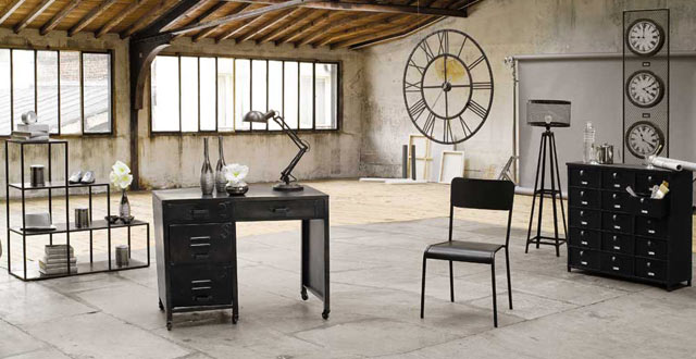 Verri re d 39 atelier histoire d 39 un mythe for Verriere style industriel