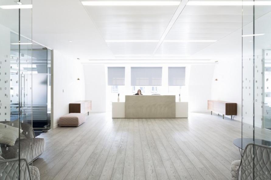 Aménagement de bureau chic et fonctionnel : WME Entertainment à Londres