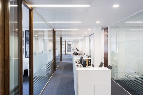installation bureaux individuels