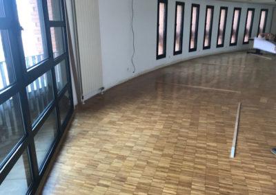 Préparation aménagement de bureaux