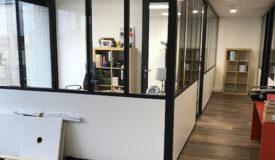 cloison bureau Boulogne-Billancourt