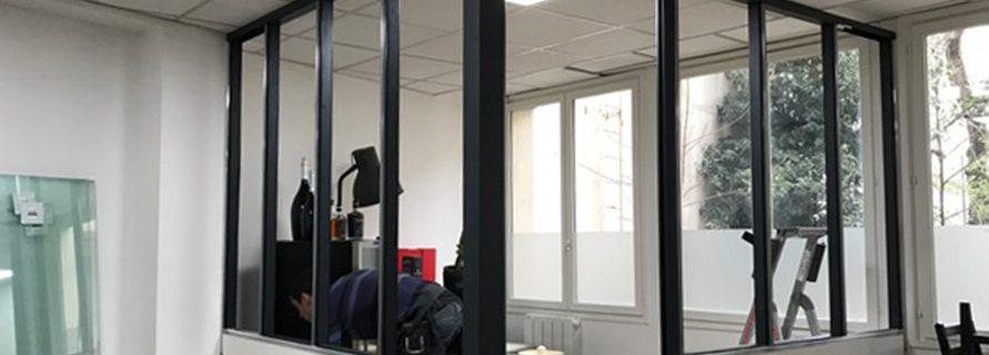 Création d\'une salle de réunion type atelier à Paris 17