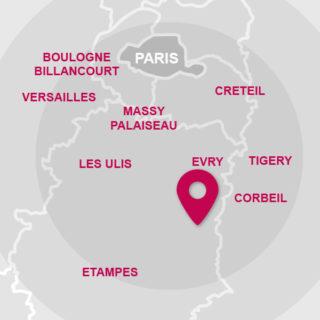 cloisonnement-Ile-de-France