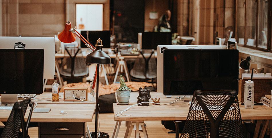 Cloisonner un open space pour créer des bureaux individuels