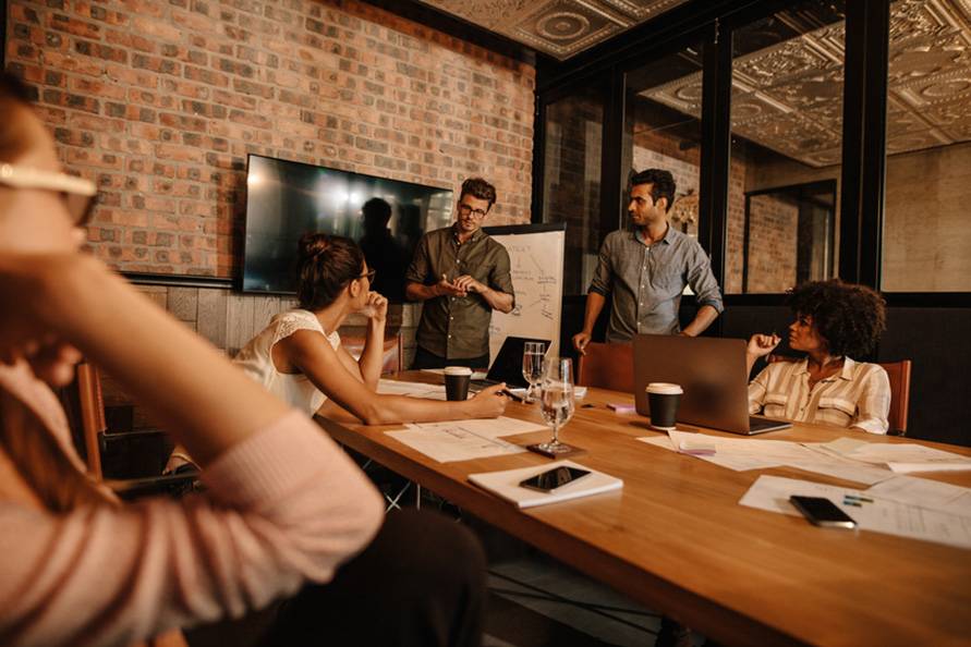 Peut-on cloisonner des petits espaces de travail ?