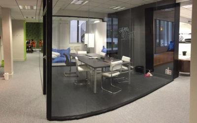 Espace de coworking Silcraft de Silamir à Paris 9