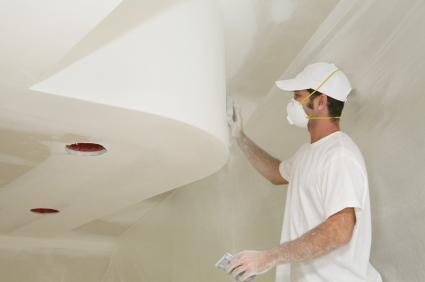 Plafond placostil