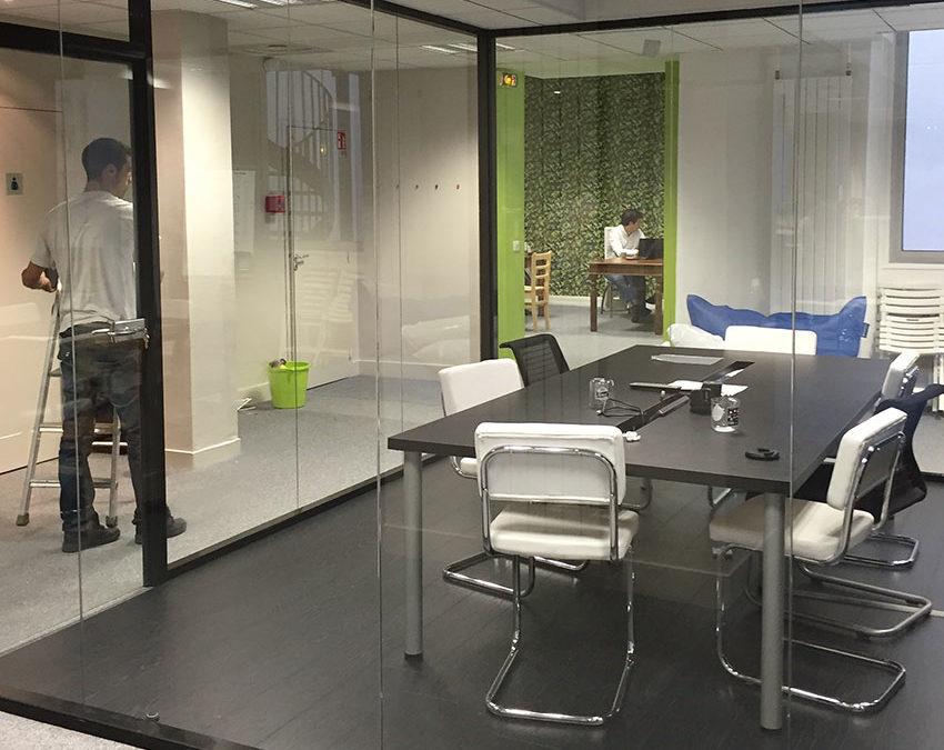 Modifier l'aménagement de vos bureaux sans stopper l'activité de votre entreprise