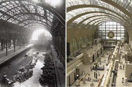 gare et musee orsay