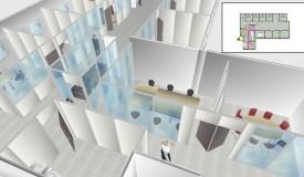 Projet 3D cloisonnement