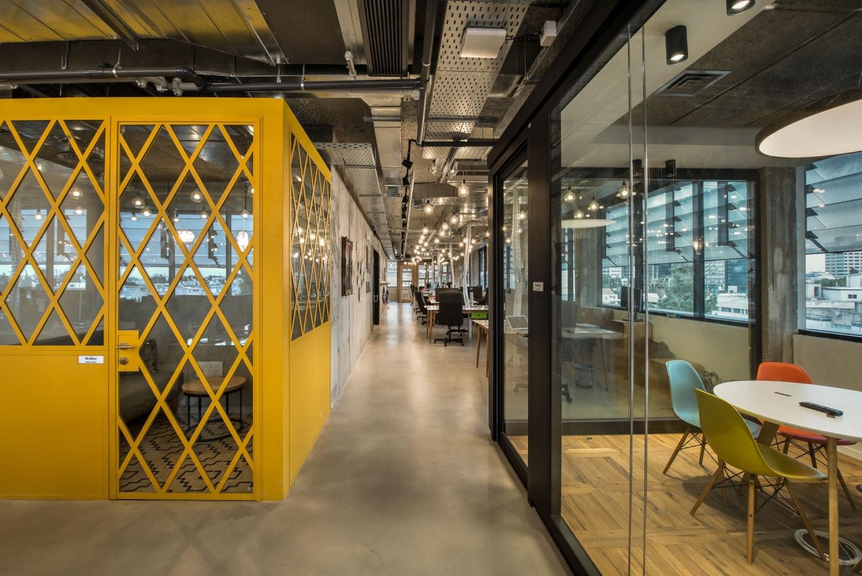 3 grandes tendances de l'aménagement de bureaux